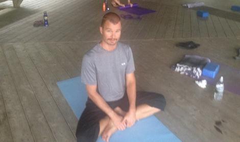 coach mat yoga
